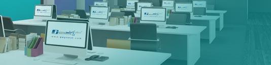 رایانه های درحال استفاده از اتوماسیون اداری