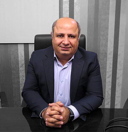محمود مستوفی _ مدیر عامل تکام